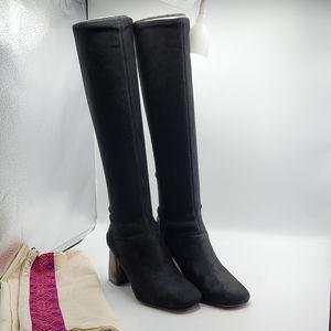 Tory Burch women's Sidney 70mm Black Boot sz 9.5m